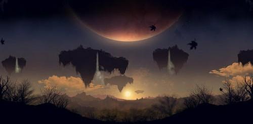 PlanetScapes, sfondi animati HD per Android