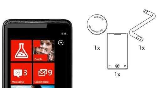 Windows Phone 7, Chevron WP7 Labs