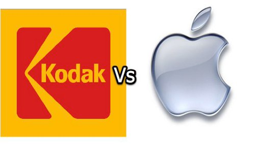 Apple e Kodak
