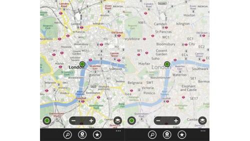 Bing e Nokia Maps