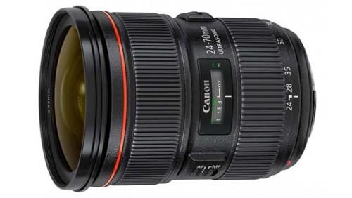 Canon EF 24-70 f2.8L II