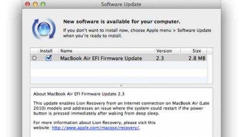 EFI firmware