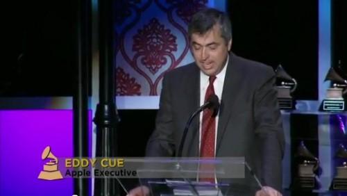 Eddy Cue