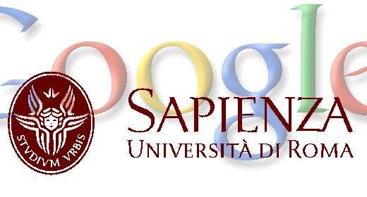 Google Sapienza Roma