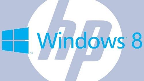 HP Windows 8