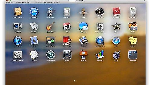 OS X Mountain Lion condivisione schermo