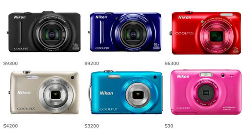 Nikon Coolpix 2012