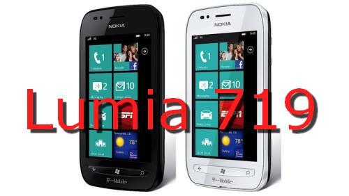 Nokia Lumia 719