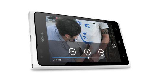 Nokia Lumia 900 bianco