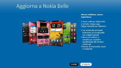 Symbian Belle Nokia Online