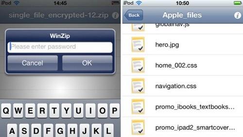 WinZip su App Store