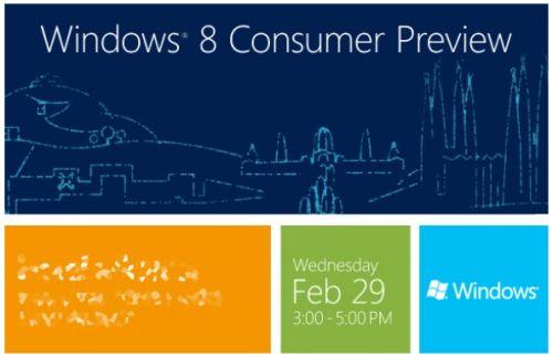 Windows 8 MWC 2012