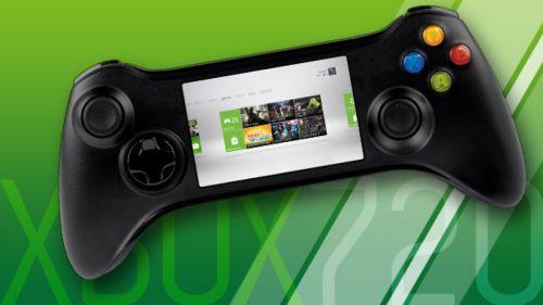 Xbox 720 controller tablet