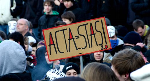 Proteste anti-ACTA