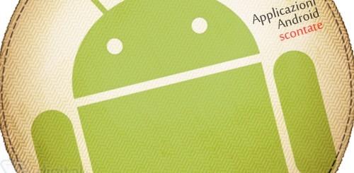 Applicazioni Android scontate