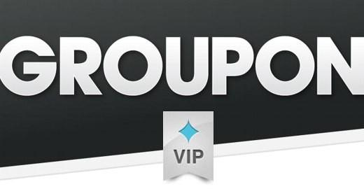 Groupon VIP