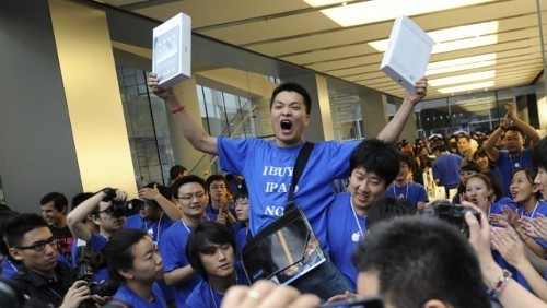 iPad Cina