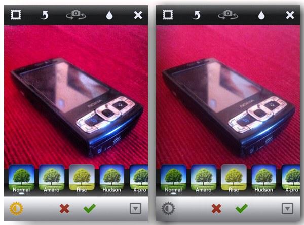 Effetto Lux su Instagram 2.1
