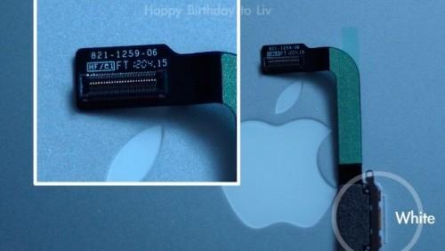 Il connettore dock di iPad 3