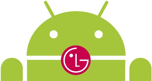 LG e Android