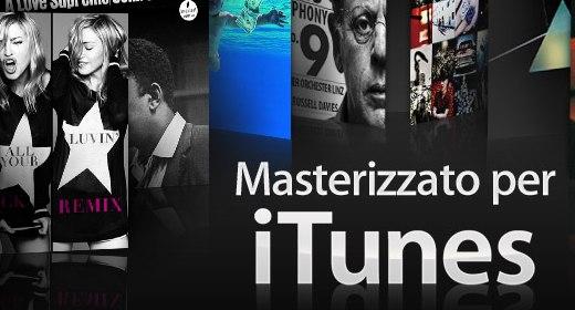 Masterizzato per iTunes