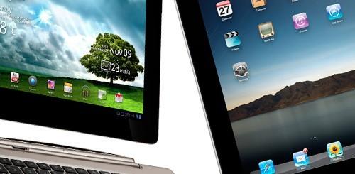 ASUS Transformer Prime TF700T vs. Apple iPad 3