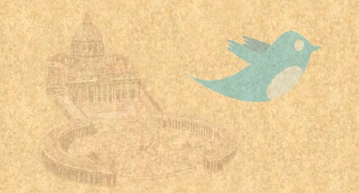 Il Vaticano su Twitter