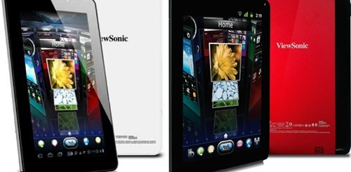 Nuovi tablet Android ViewSonic ViewPad al MWC 2012