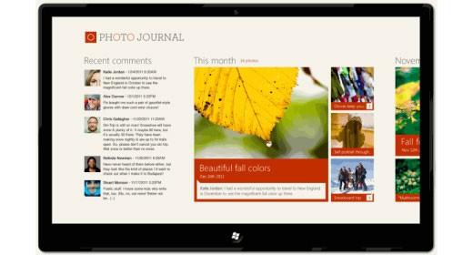 Applicazione Metro su Windows 8