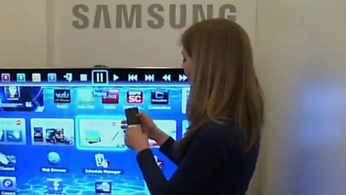 Samsung Smart Touch Control