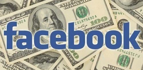 Facebook Wall Street