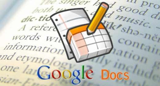 Google Docs controllo ortografico