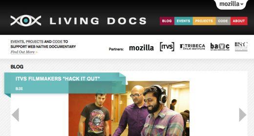 Mozilla Living Docs
