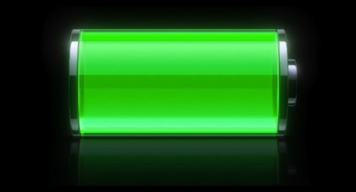 Nuovo iPad batteria
