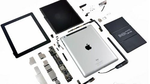 Nuovo iPad iFixit 2