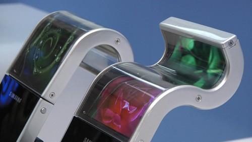 Samsung OLED flessibili