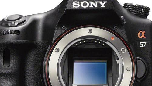 Sony Alpha A57