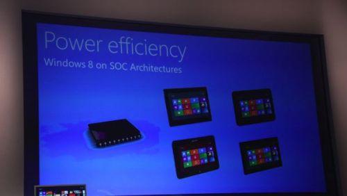 Windows 8 ARM