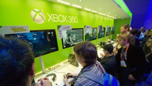 Xbox 360 CES 2012