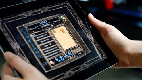Baldur's Gate: Enhanced Edition su iPad
