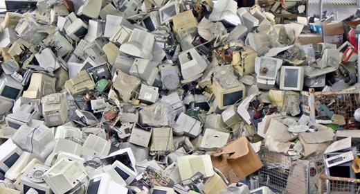 discariche di computer