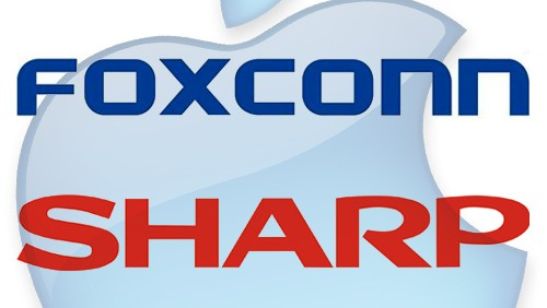 Foxconn e Sharp