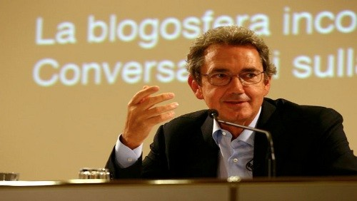 franco bernabè, presidente di telecom italia: la banda larga mobile è vicina al colasso