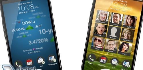 HTC Sense 4.0 su Samsung Galaxy Nexus