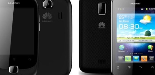 Huawei Ascend Y100 e Y200