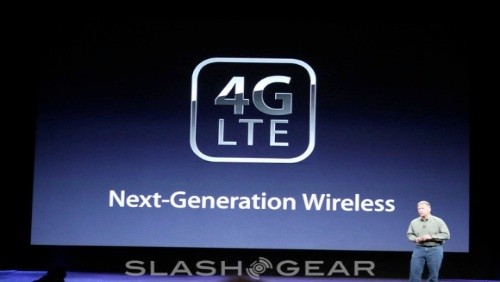 Nuovo iPad, LTE