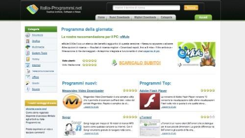 italia-programmi.net, interviene la guardi di finanza