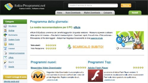 italia-programmi.net, il sito non si può oscurare, ecco il perché