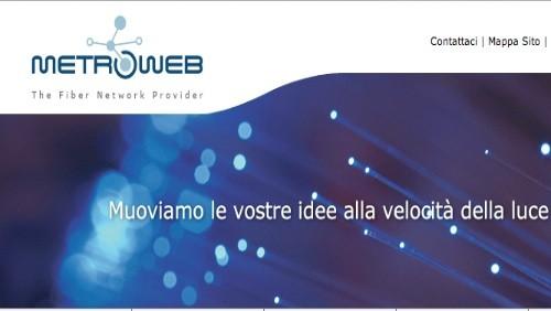 telecom italia mira al 10% di metroweb?