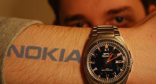 Tatuaggio Nokia